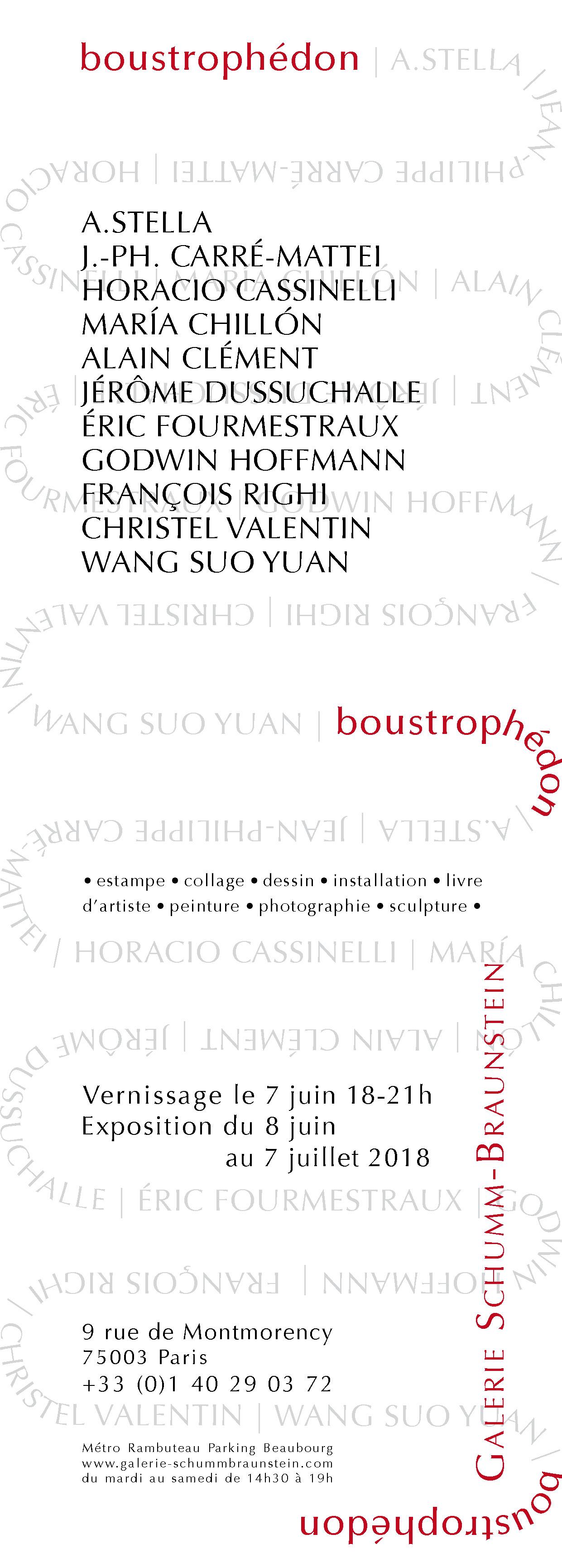 boustrophédon-GSB